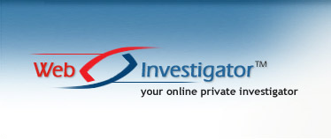 Online Web Investigation Servive - Investigate Anyone Anytime Online