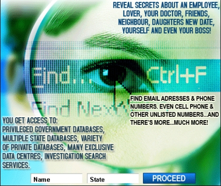 Web Investigator - Investigate Anyone Online - Anytime - World Wide